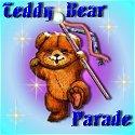 I am a part of the Teddy Bear Parade.