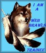 I am a member of the Web Brawls.